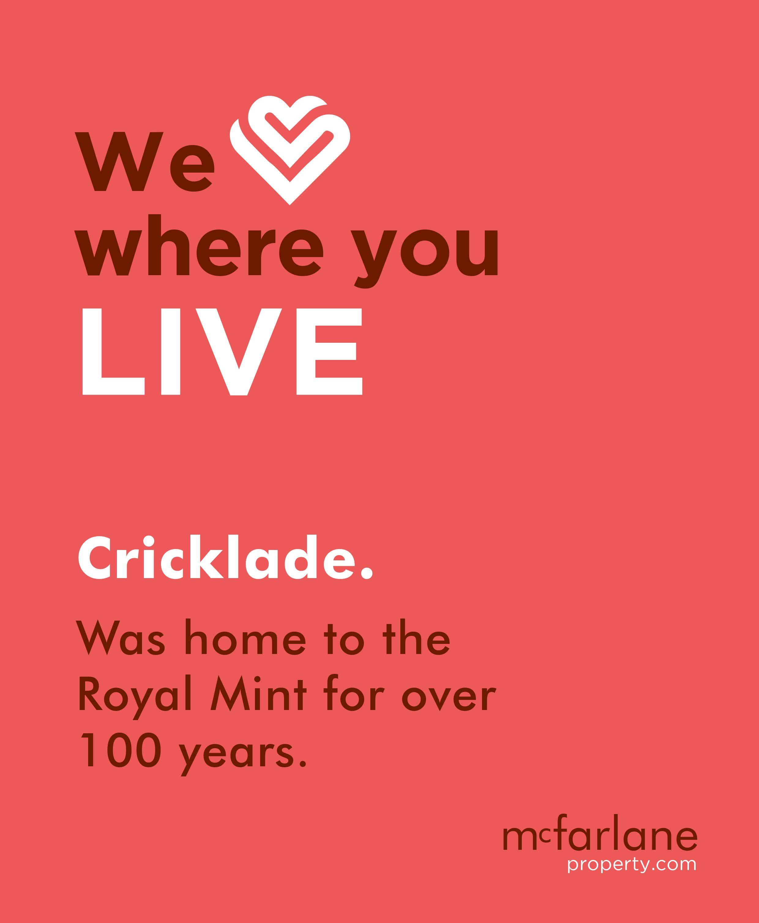 We love where you live: Cricklade