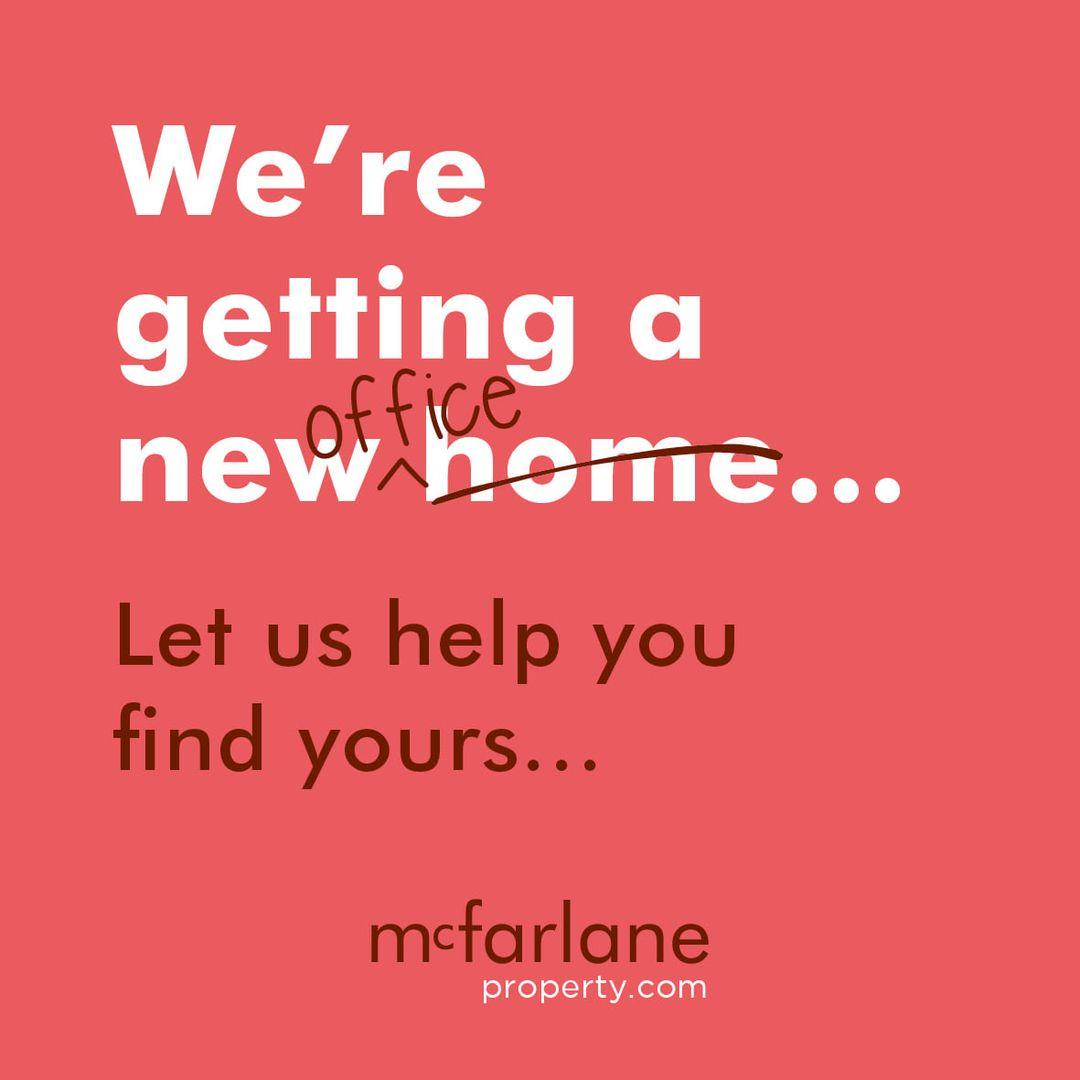 We're getting a new home, let us help you find yours!